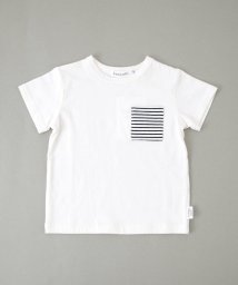 birthday party/ベア天竺ポケット半袖Tシャツ(100cm~130cm)/501909701
