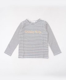 birthday party/ベーシックロゴ長袖Tシャツ/501909703