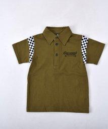 RAD CUSTOM/【カタログ掲載】チェッカー切り替え襟付きシャツ/501910106