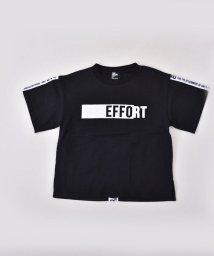 RAD CUSTOM/【カタログ掲載】ロゴテープTシャツ/501910127
