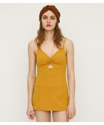 SLY/BACK RIBBON SWIM ONE PIECE/501913006