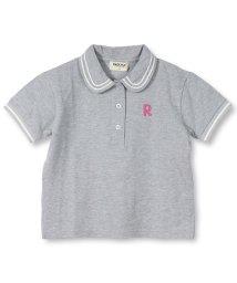 RADCHAP/鹿の子ポロシャツ/501913311