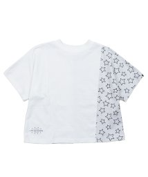 GROOVY COLORS/テンジク STAR ワイドシルエット TEE/501913414