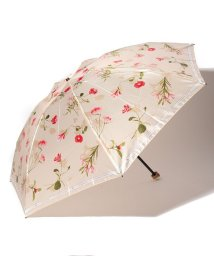 LANVIN Collection(umbrella)/LANVIN COLLECTION 婦人 ミニ傘 サテン フラワー/501913607
