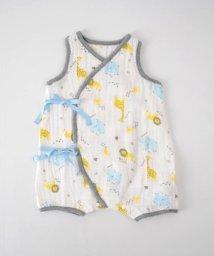 e-baby/ガーゼロンパース/501918453