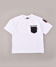 RAD CUSTOM/天竺ミリタリーポケットTシャツ/501919314