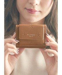 HAPPY EXP/星型押し三つ折り財布/501919849