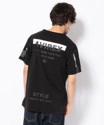 AVIREX/ルーズフィット ストレッチ Tシャツ/LOOSE FIT STRETCH T-SHIRT/501919932