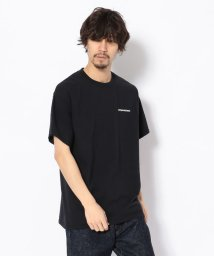 BEAVER/MANASTASH/マナスタッシュ EMBROIDERY LOGO TEE 刺繍ワンポイントロゴTシャツ/501919948
