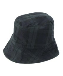 UNCUT BOUND/Bucket hat blackwatch/Engineered Garments(エンジニアド ガーメンツ)/501920043