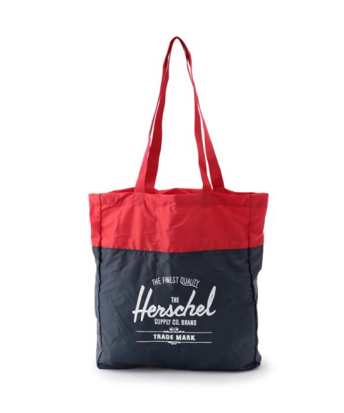 UNCUT BOUND(UNCUT BOUND)/Packable Travel Tote  パッカブル トラベル トートバッグ/Herschel Supply(ハーシェル サプライ)/4135999203-20