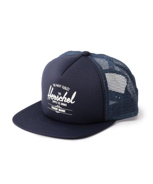 UNCUT BOUND(UNCUT BOUND)/Whaler Mesh メッシュキャップ/Herschel Supply(ハーシェル サプライ)/4135999205-20