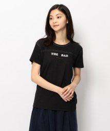 UNCUT BOUND/ロゴTシャツ /MAISON SCOTCH(メゾン スコッチ)/501920753
