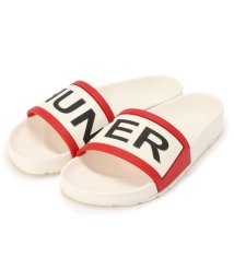 UNCUT BOUND/HUNTER (ハンター)MEN'S ORIGINAL HUNTER SLIDE メンズ オリジナル ハンター スライド サンダル/501921039