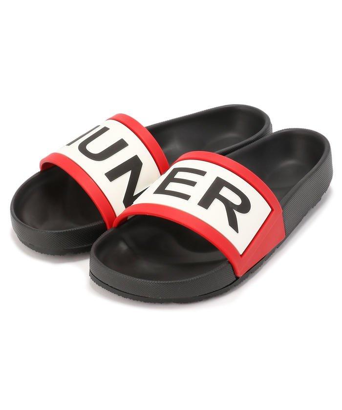 HUNTER (ハンター)MEN'S ORIGINAL HUNTER SLIDE メンズ オリジナル ハンター スライド サンダル