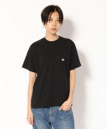 UNCUT BOUND/ポケットTシャツ/DANTON(ダントン)   /501921109
