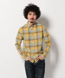 UNCUT BOUND/ネップネルシャツ/PROSPECTIVE(プロスフェクティブ)/501921232