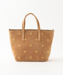 LE JOUR/【CACHELLIE】P/SUEDE STAR 2WAY TOTE/501921536