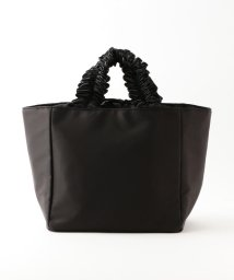 LE JOUR/【CACHELLIE】FRILL HANDLE NYLON TOTE(S)/501921539