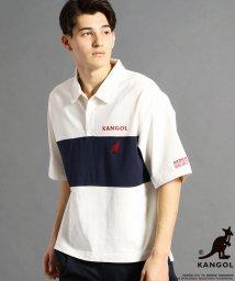 vital/【WEB別注】KANGOLコラボBIGポロシャツ/501570197