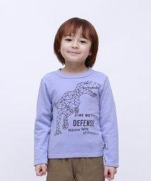 RUGGEDWORKS/ミニ裏毛ティラノザウルスロングTEE                /501898395