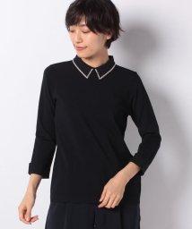 MADAM JOCONDE/ARINA 刺繍衿プルオーバー/501904782