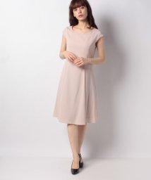 MISS J/ドビークロス フレンチスリーブ ドレス/501904791
