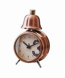 En Fance/置時計 ベルーノ ブラウン/501913501