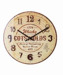 En Fance/掛け時計 CotsWolds wood コッツウォルズウッド/501913502