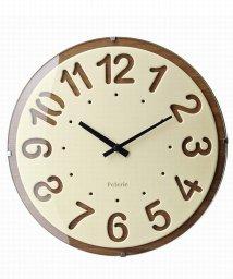 En Fance/電波掛け時計 ハーゲン/501913519
