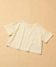 ROPE' PICNIC KIDS/【ROPE' PICNIC KIDS】ボーダーTシャツ/501921694