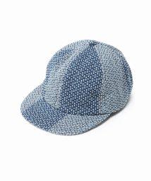 JOINT WORKS/KUON SASHIKO 6PANEL CAP/501926284