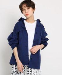 DRESSTERIOR/【洗える】高密度ツイル シャツジャケット/501926328