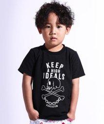 RAD CUSTOM/【カタログ掲載】天竺スカルプリントTシャツ/501926570