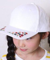 B de R/花刺繍リボンキャップ/501926614