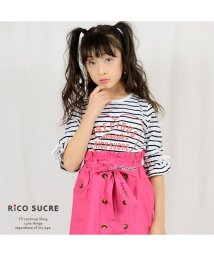 RiCO SUCRE/7分丈肩開きトップス/501926684