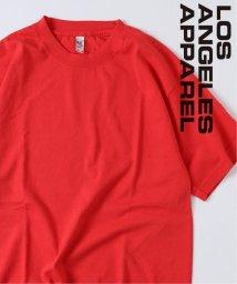JOURNAL STANDARD relume Men's/LA APPAREL / ロサンゼルスアパレル  6.5oz Garment Dye クルーネックTシャツ/501928242