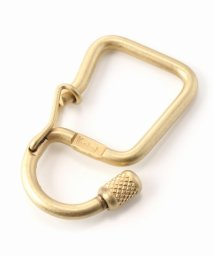 JOURNAL STANDARD relume Men's/HOBO / ホーボー  BRASS CARABINA KEY RING/501929165
