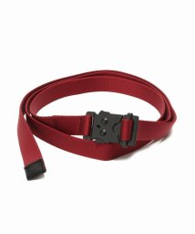 JOURNAL STANDARD/hobo / ホーボー : NYLON TAPE BELT WITH UTILITY BUCKLE/501929547