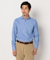 GLOSTER/パラシュートボタン ドレスシャツ/501899829