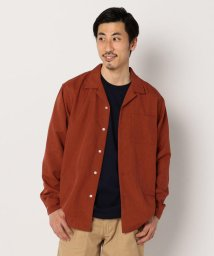 GLOSTER/オープンカラーシャツ/501899859