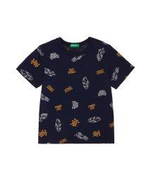 BENETTON (UNITED COLORS OF BENETTON BOYS)/カーレースプリント半袖Tシャツ・カットソー/501906000