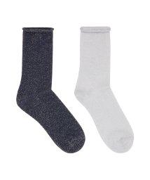 BENETTON (women)/ラメショートソックス・靴下/501906358