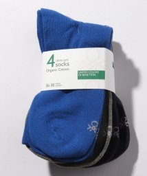 BENETTON (women)/ループマークミドル丈ソックス・靴下/501906360