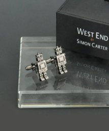 DERADERA/サイモンカーター  west end by simon carter ロボット カフリンクス カフス/501928179