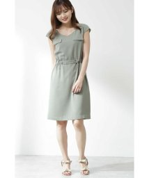PROPORTION BODY DRESSING/◆ドロスト2ポケットワンピース/501930626