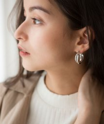 marjour/DOUBLE HOOP PIERCE/501931572