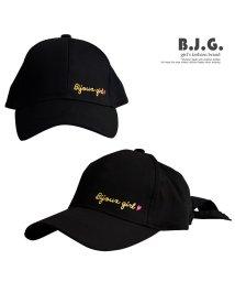 B.J.G./バックリボンキャップ/501932186
