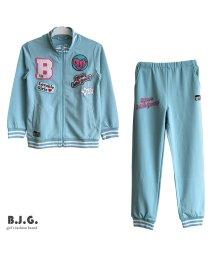 B.J.G./ワッペン付きジャージセットセットアップ/501932188