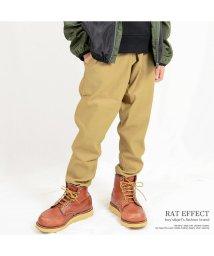 RAT EFFECT/クライミングテーパードパンツ/501932199